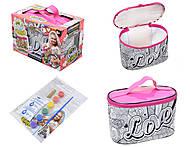 Раскрашивание косметички My Color Case, COC-01-01,05