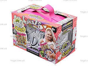 Набор для раскрашивания косметички My Color Case, , цена