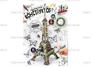 Расписной конструктор, 3DK-01-06, игрушки