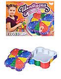 Шкатулка своими руками «Сверкающая пайетка», SHR-01-03, детские игрушки
