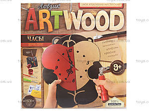 Набор для творчества Artwood «Настенные часы», , фото