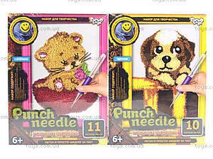 Набор для ковровой вышивки Spunch needle, , фото