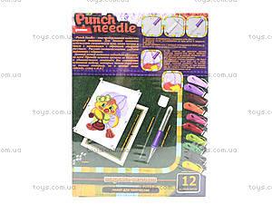Набор для ковровой вышивки Spunch needle, , игрушки
