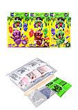 Набор для проведения опытов «Crazy Slime», SLM-02-01,02,03,04