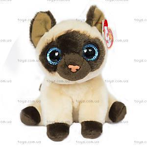 Мягкая сиамская кошечка серии Beanie Babies, 42129