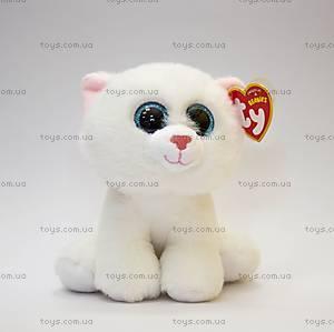 Игрушечная белая кошка Pearl серии Beanie Babies, 42130, купить