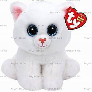 Игрушечная белая кошка Pearl серии Beanie Babies, 42130