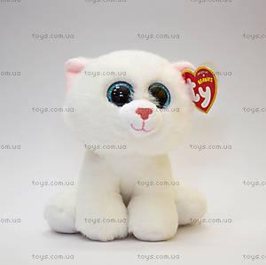 Мягкая белая кошка Pearl серии Beanie Babies, 90236