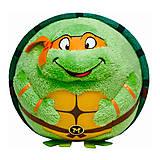 Мягкая игрушка Beanie Ballz «Микеланджело», 38256