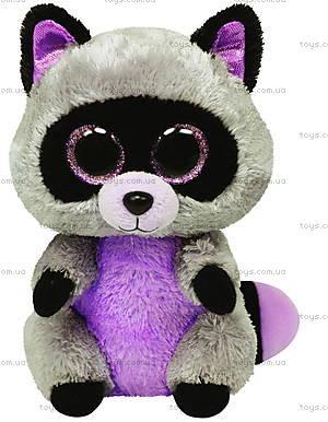 Плюшевый енот Racoon из серии Beanie Boo's, 34107
