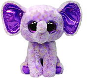 Плюшевый слон Ellie серии Beanie Boo's, 34108, магазин игрушек