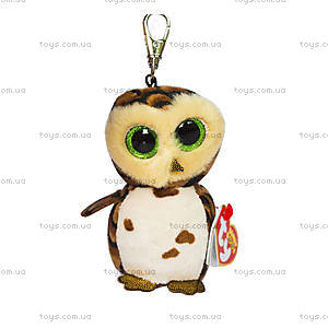 Игрушечная коричневая сова серии Beanie Boo's, 35005