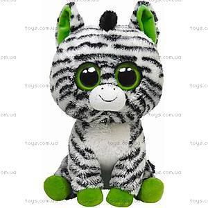 Игрушечная зебра Zig-zag серии Beanie Boo's, 36036