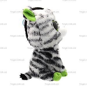 Игрушечная зебра Zig-zag серии Beanie Boo's, 36036, фото