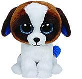 Мягкая игрушка «Щенок Duke» серии Beanie Boo's, 36125, фото