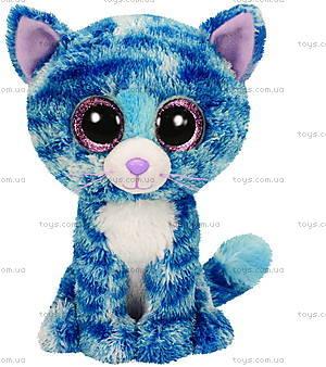 Мягкая игрушка «Полосатый кот Tabitha» серии Beanie Boo's, 36129