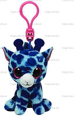 Брелок «Жираф Safari» серии Beanie Boo's, 36507