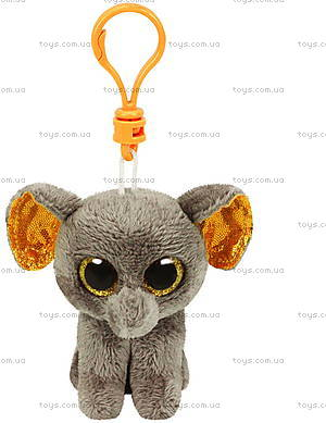 Мягкий брелок «Слон Peanut» серии Beanie Boo's, 36521
