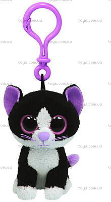 Брелок «Черный кот Pepper» серии Beanie Boo's, 36524