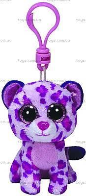 Мягкий брелок «Леопард Glamour» серии Beanie Boo's, 36585