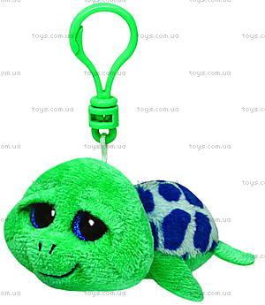 Мягкий брелок «Черепаха Zippy» серии Beanie Boo's, 36589