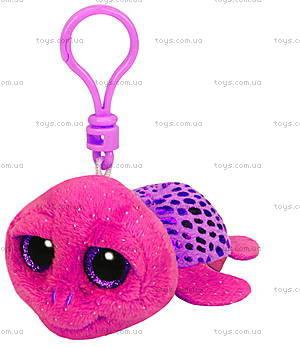 Брелок «Лиловая черепаха Slowpoke» серии Beanie Boo's, 36600