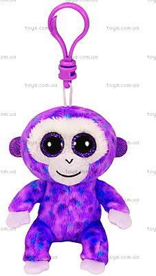 Брелок «Розовая обезьяна Ruby» серии Beanie Boo's, 36603