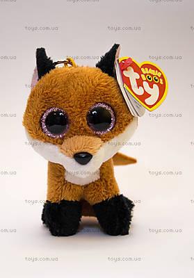 Плюшевая игрушка «Лисенок Slick» серии Beanie Boo's, 36613