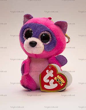 Плюшевая игрушка «Енот Roxie» серии Beanie Boo's, 36614