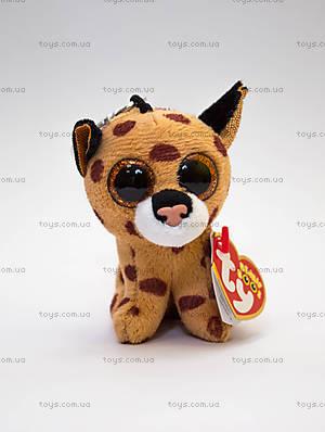Плюшевая игрушка «Рысь Buckwheat» серии Beanie Boo's, 36635