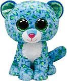 Плюшевая игрушка «Леопард Leona» серии Beanie Boo's, 36742
