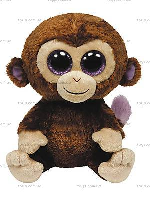 Мягкая обезьянка Coconut из серии Beanie Boo's, 36901