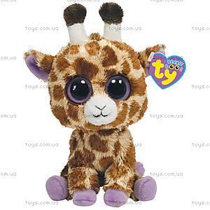 Плюшевая игрушка «Жираф Safari» серии Beanie Boo's, 36905