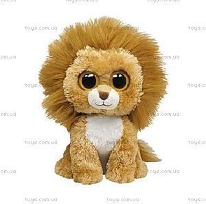 Игрушечный лев King из серии Beanie Boo's, 36920