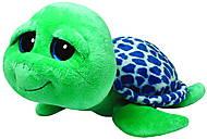 Плюшевая игрушка «Черепаха Zippy» серии Beanie Boo's, 36989, фото