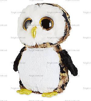 Плюшевая сова Owliver серии Beanie Boo's, 36991, купить