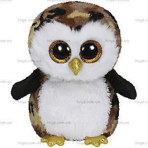 Плюшевая сова Owliver серии Beanie Boo's, 36991