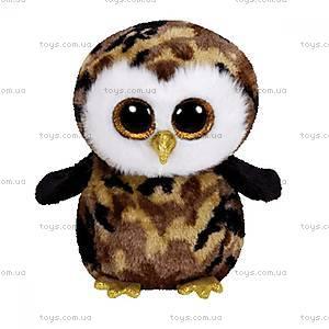 Плюшевая сова Owliver серии Beanie Boo's, 36991, фото