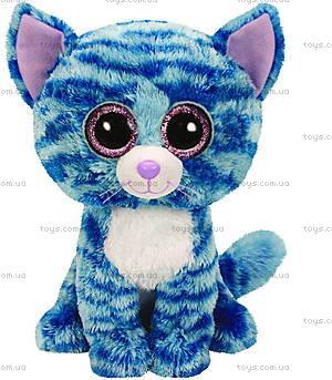 Игрушка «Полосатый кот Tabitha» серии Beanie Boo's, 37034