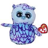 Сова серии Beanie Boo's для малышей, 37036, фото