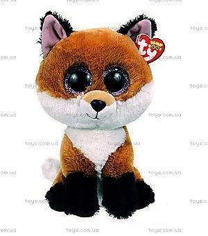 Мягкая игрушка «Лисенок Slick» серии Beanie Boo's, 37042