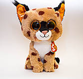 Мягкая игрушка «Рысь Buckwheat» серии Beanie Boo's, 37055, купить