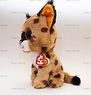 Мягкая игрушка «Рысь Buckwheat» серии Beanie Boo's, 37055, отзывы
