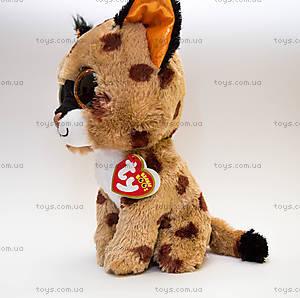 Мягкая игрушка «Рысь Buckwheat» серии Beanie Boo's, 37055, цена