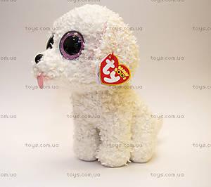 Мягкая игрушка «Щенок Pippie» серии Beanie Boo's, 37065, купить