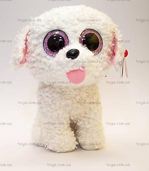 Мягкая игрушка «Щенок Pippie» серии Beanie Boo's, 37065