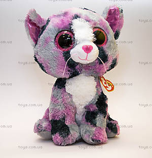 Мягкая игрушка «Котенок Lindi» серии Beanie Boo's, 37067