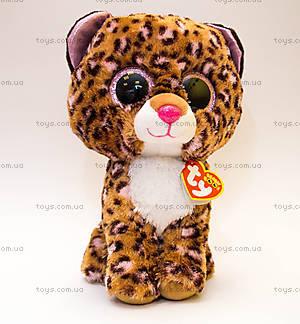 Мягкая игрушка «Леопард Patches» серии Beanie Boo's, 37068