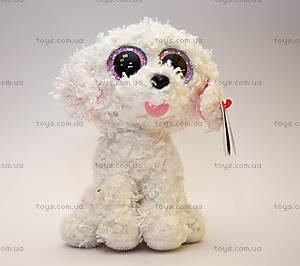 Игрушечный щенок Pippie серии Beanie Boo's, 37175