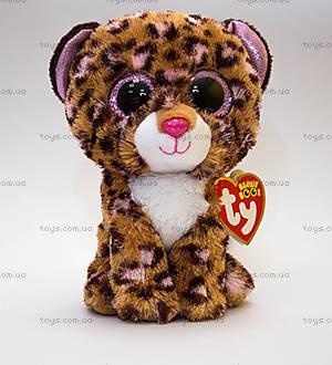 Игрушечный леопард Patches серии Beanie Boo's, 37177